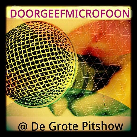 Doorgeefmicrofoon